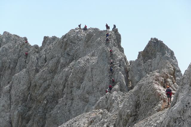 Klettersteig Ramsau : Wanderwoche schladming vom 15.bis 21. august 15 ramsauer klettersteig