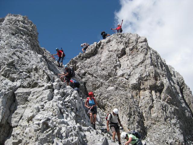 Klettersteig Ramsau : Wanderwoche schladming vom bis august ramsauer klettersteig