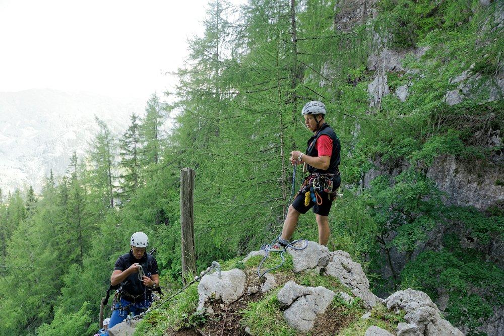 Klettersteig Hochlantsch : Franz scheikl klettersteig am hochlantsch